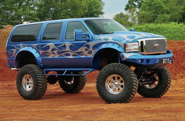 2002 Ford Excursion - Total Recall