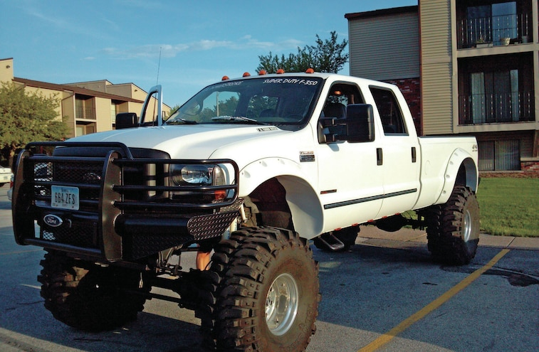 2000 Ford F 350