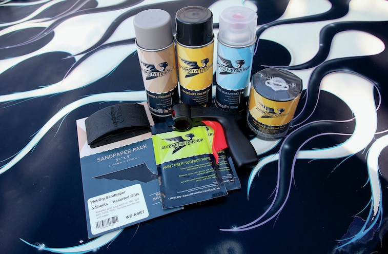 How To Repair Paint Scratches, And Nicks, And Chips! Oh, My!