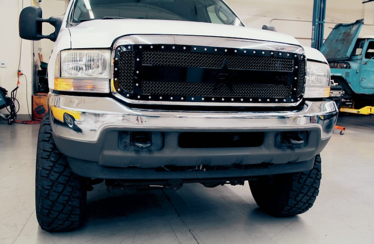 Rbp Grille 2004 Ford F 20