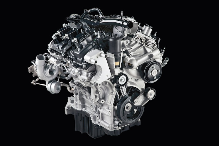 2015 Ford F 150 EcoBoost Engine