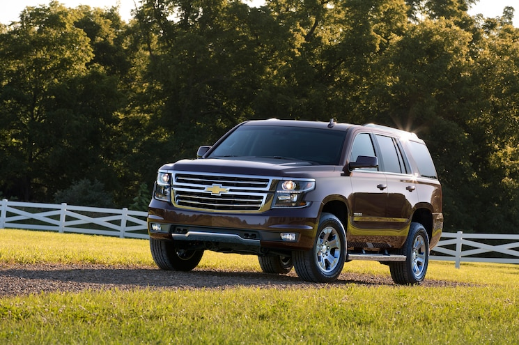 Texas Edition Tahoe >> Chevrolet Announces Z71 And Texas Edition For Suburban And Tahoe