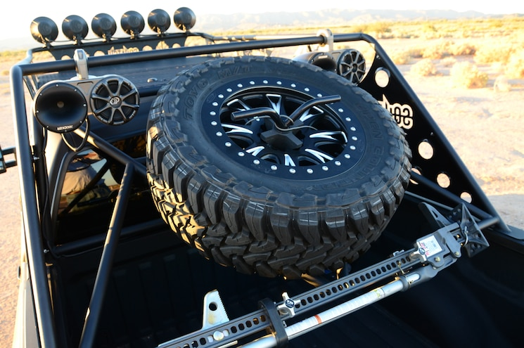 2012 Ford F 150 Raptor SVT Spare Tire