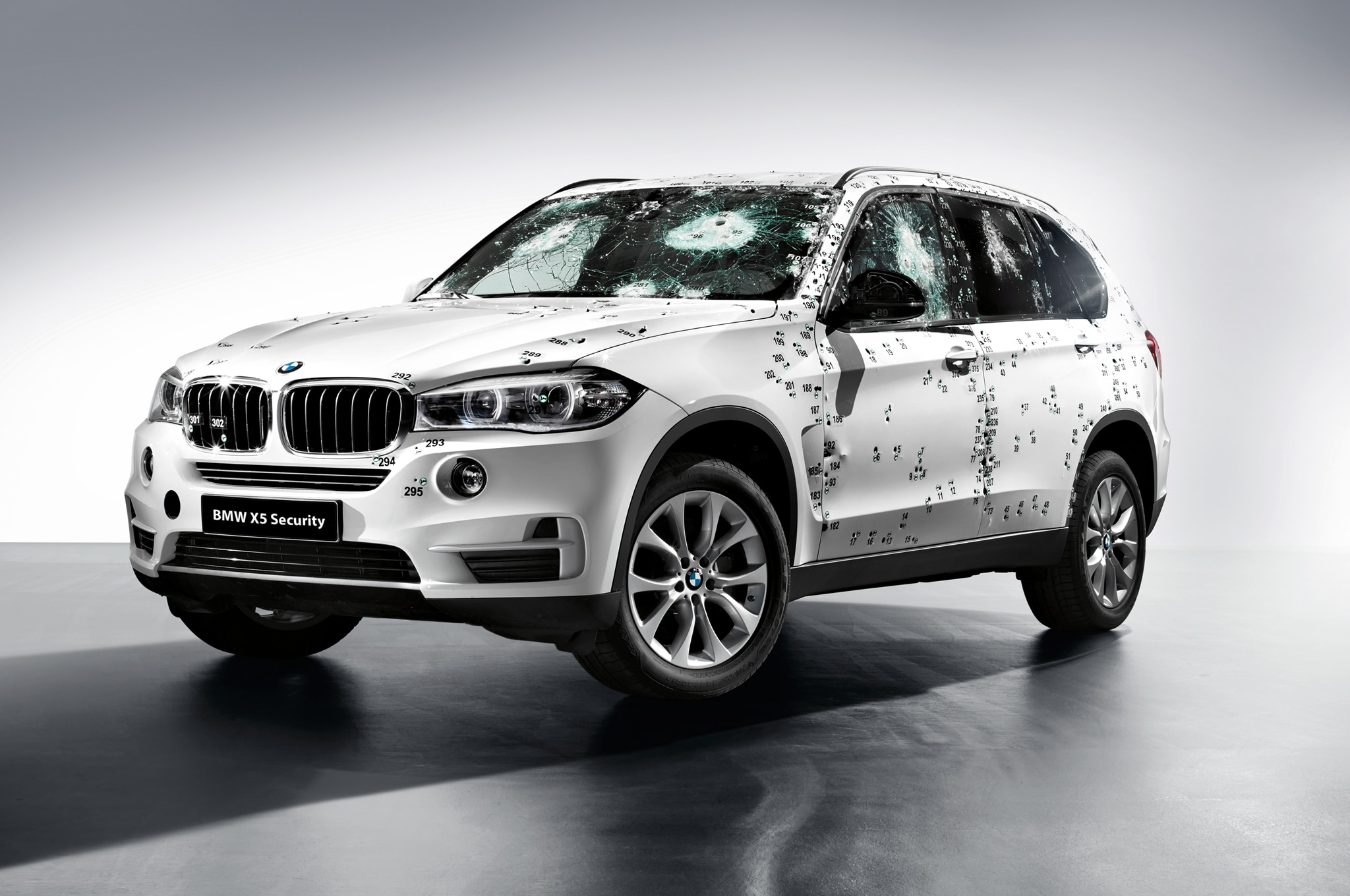 2015 BMW X5 Security Plus: AK-47 Proof