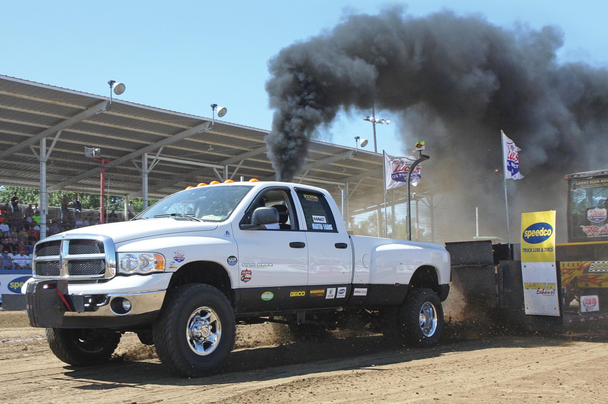 Rolling Coal Show Of Strength Or Smoking Gun