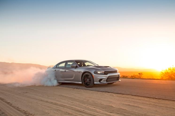 2015 Dodge Charger SRT Hellcat First Test