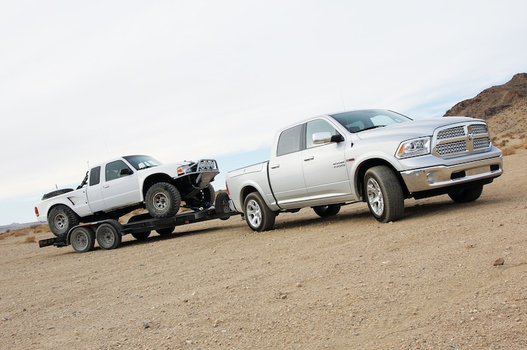 Ram 1500 Towing Capacity >> Ram Tough Dilemma Hemi Vs Ecodiesel