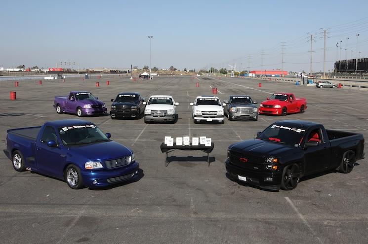 Truckin Throwdown 2014 Group Photo