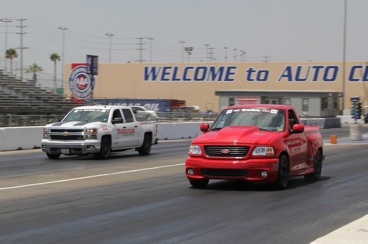 Truckin Throwdown 2014 Dragrace 41