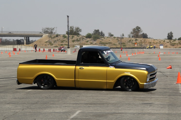 1968 Chevrolet C 10 Side View 2