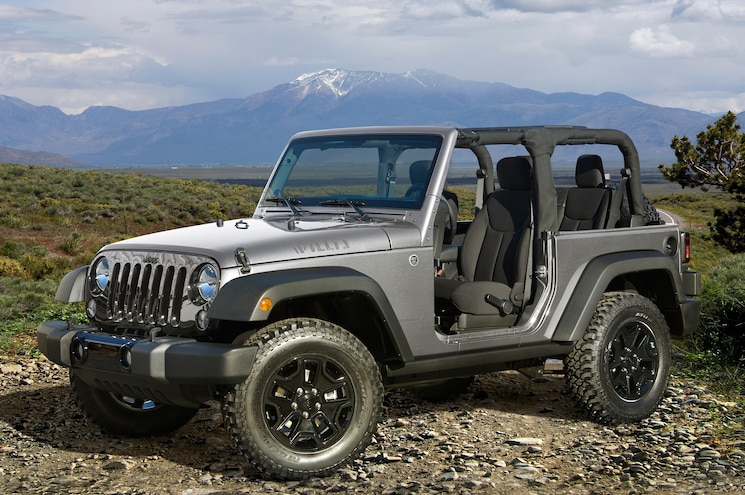 Next Jeep Wrangler Will Get an Eight-Speed Auto