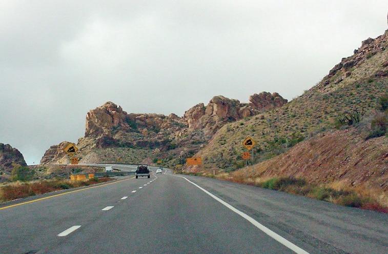 Arizona State Route 68