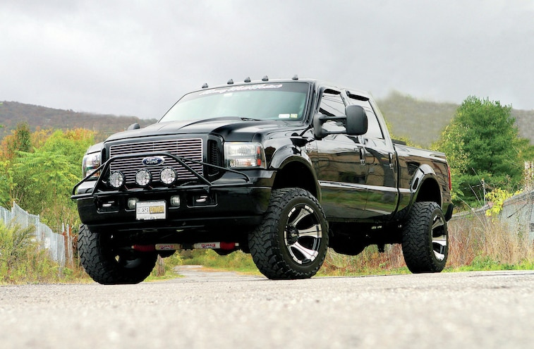 2007 Ford F-350 Harley Davidson Edition - Total Commitment