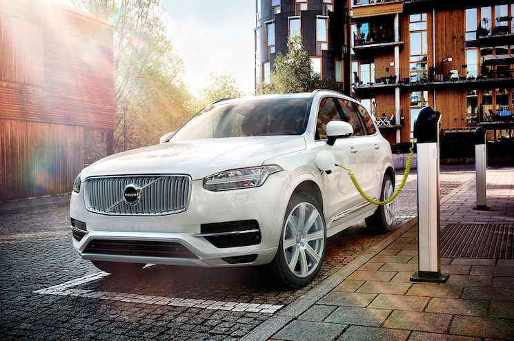 Volvo XC90 T8 Plug-in Hybrid to Get Four Hundred Horsepower