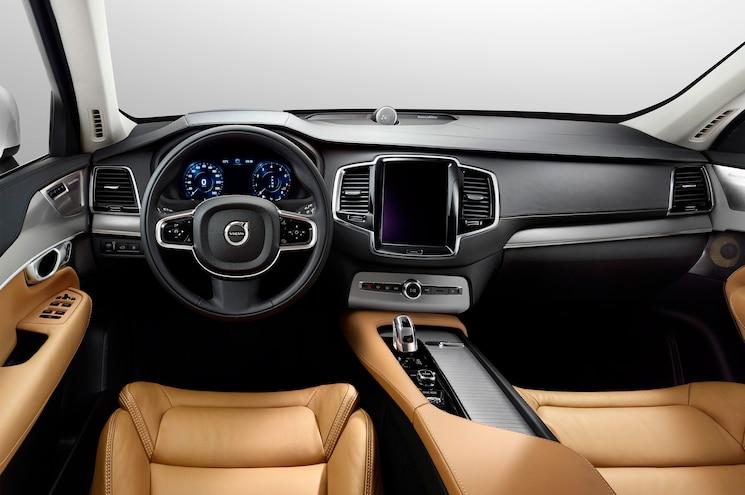 2015 Volvo XC90 T8 Interior Dash