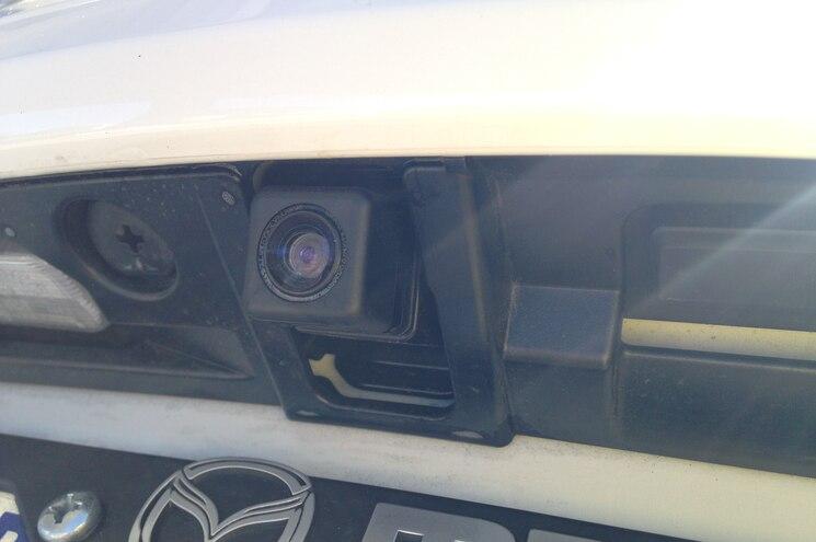 2014 Mazda3 GT S Rearview Camera