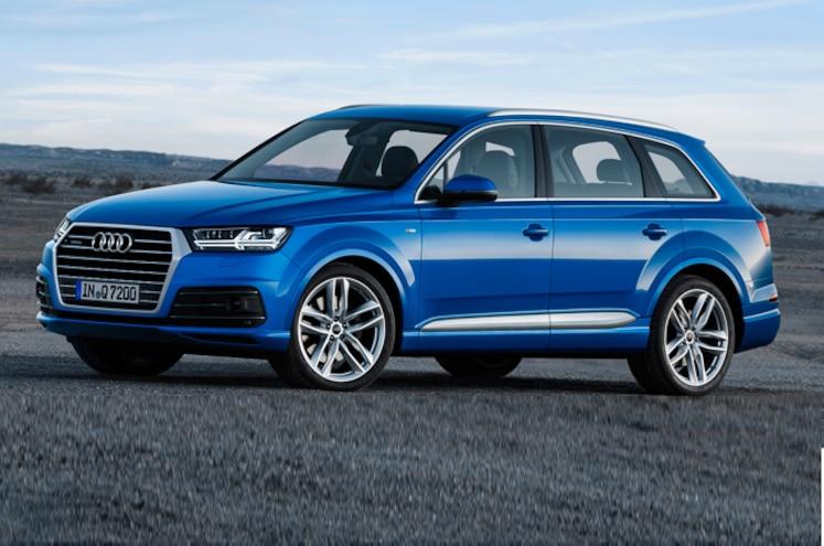 2016 Audi Q7 Homepage