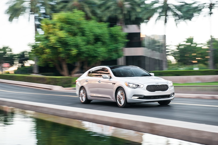 2015 Kia K900 V-8 Long-Term Update 5
