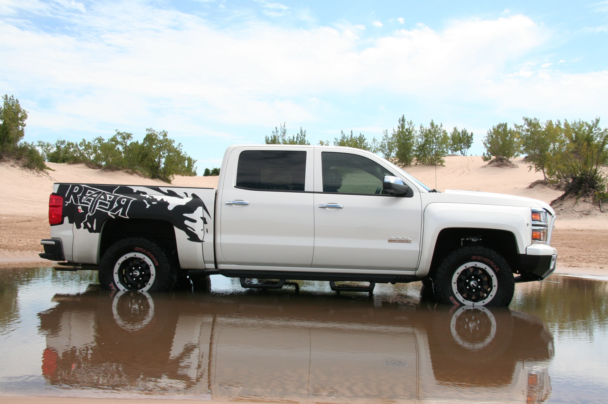 Chevy Reaper For Sale >> 2014 Chevrolet Silverado Reaper First Drive