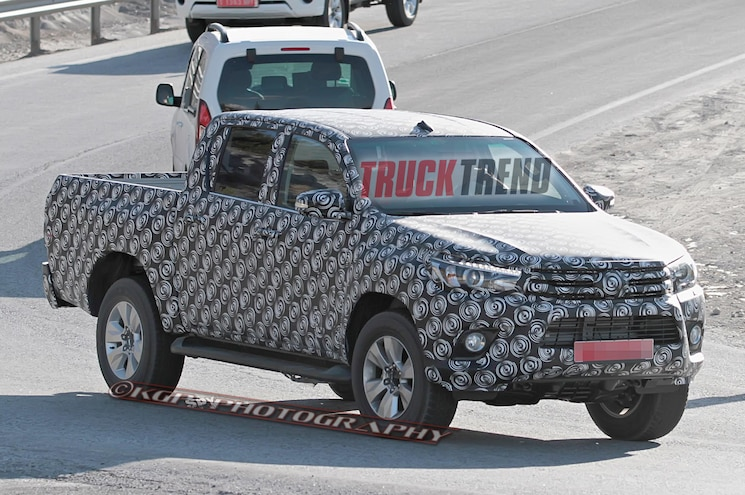2016 Toyota Tacoma -- What to Expect