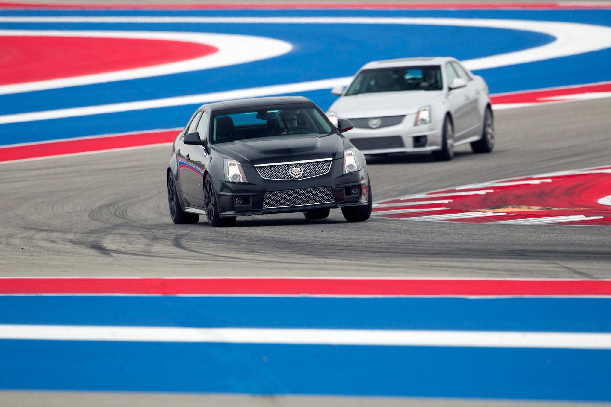 The Last Waltz: 2014 Cadillac CTS-V Wagon - Motor Trend