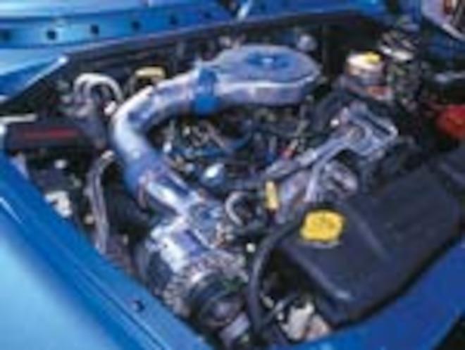 Dodge Dakota 408 Stroker - V8 Engine - Truckin' Magazine
