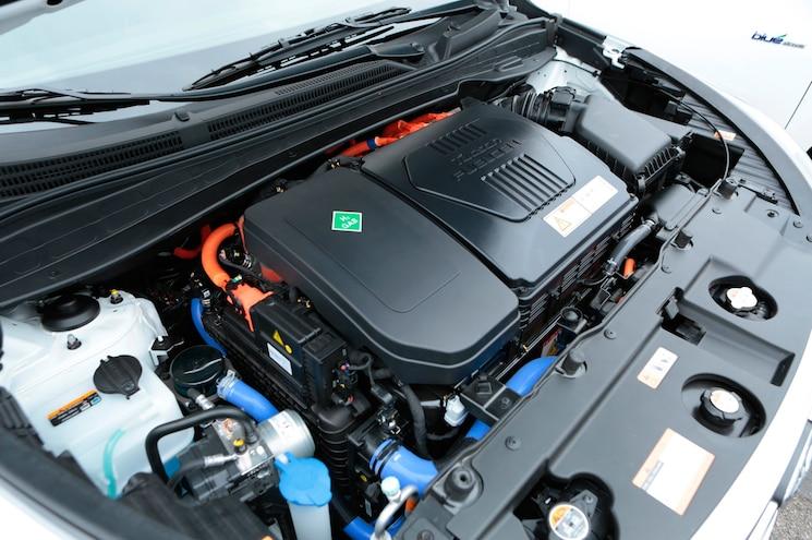 2015 Hyundai Tucson Fuel Cell Motor