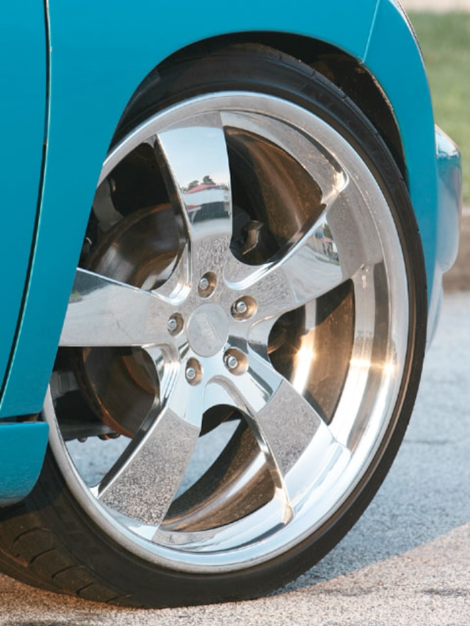 chevrolet Hhr custom Wheel