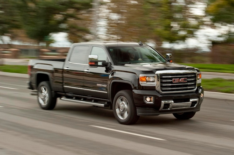 GMC, Ford, and Ram Beat Industry Average in J.D. Power APEAL Study