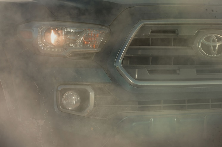 2016 Toyota Tacoma Teased Before Detroit Debut