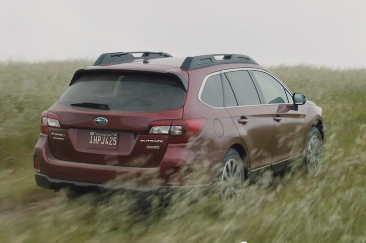 New 2015 Subaru Outback TV Ads Go Live