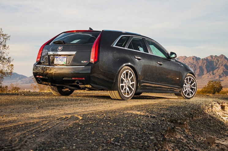 The Last Waltz: 2014 Cadillac CTS-V Wagon