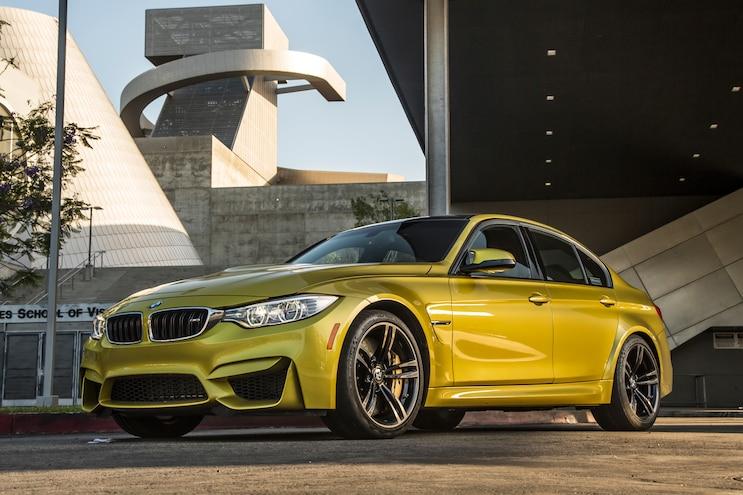 2015 BMW M3 Long-Term Arrival