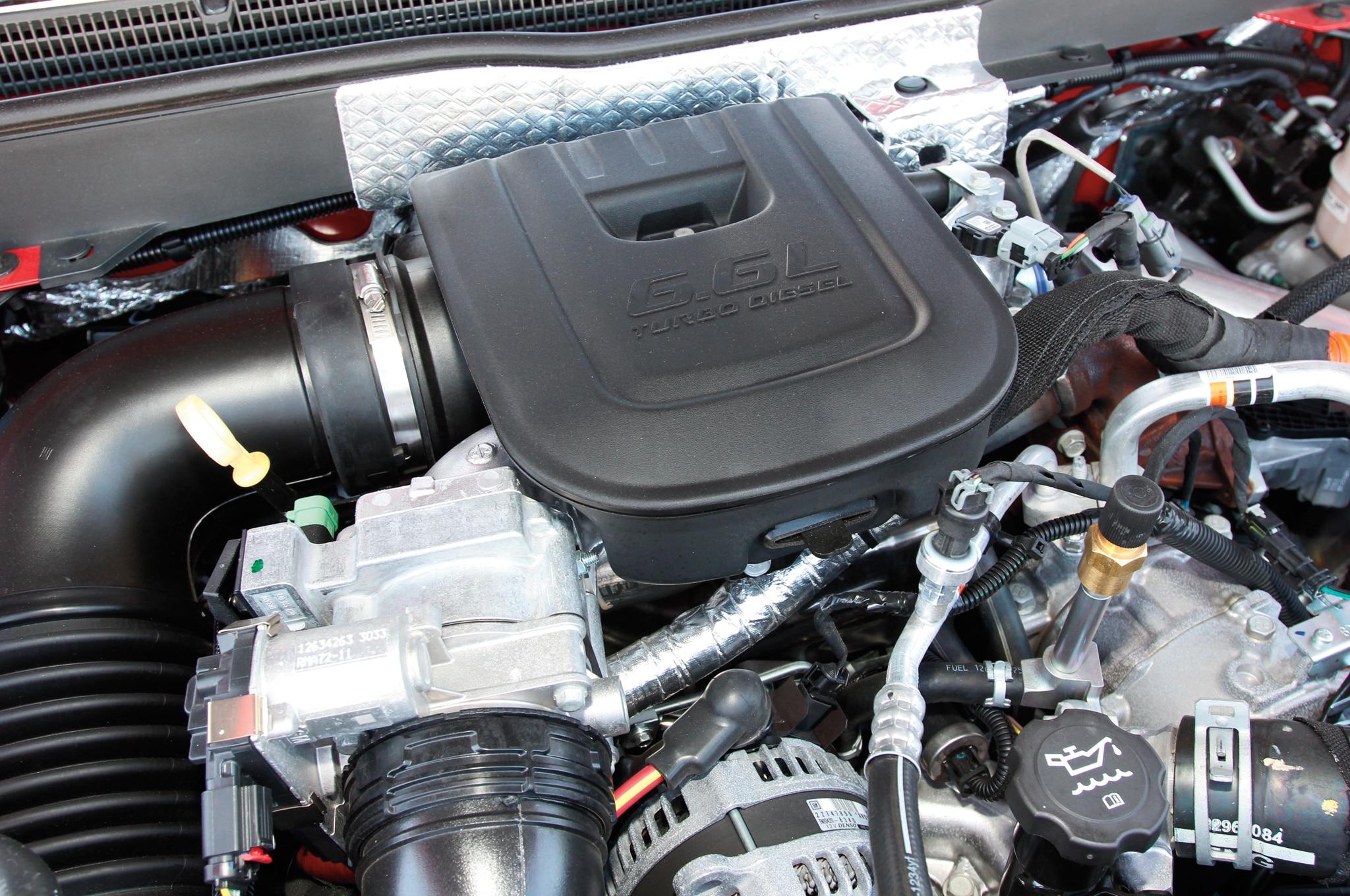 2015 Chevrolet Silverado 2500HD Duramax and 2500HD Vortec