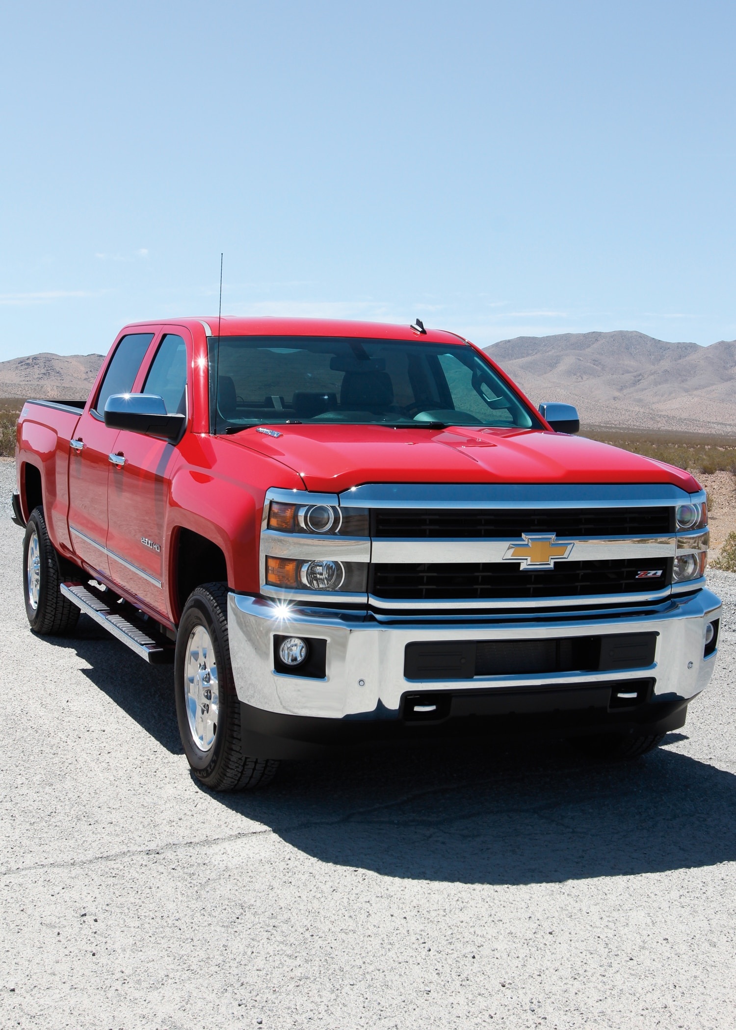 2015 chevrolet silverado 2500hd duramax and 2500hd vortec gas vs diesel. Black Bedroom Furniture Sets. Home Design Ideas