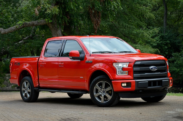 2015 Ford F-150 Recalled for Steering Shaft Issue