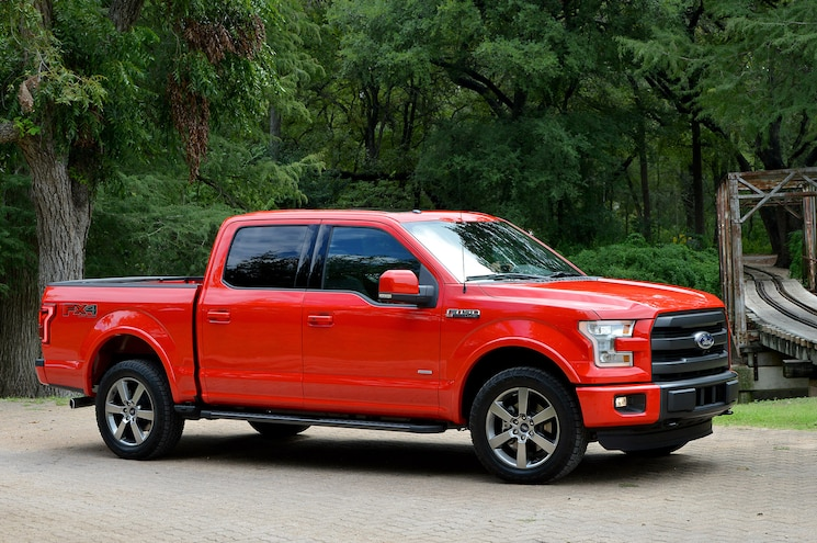 2015 Ford F 150 04 Side