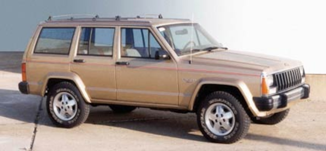 Police seize Jeep Cherokee straight out of James Bond