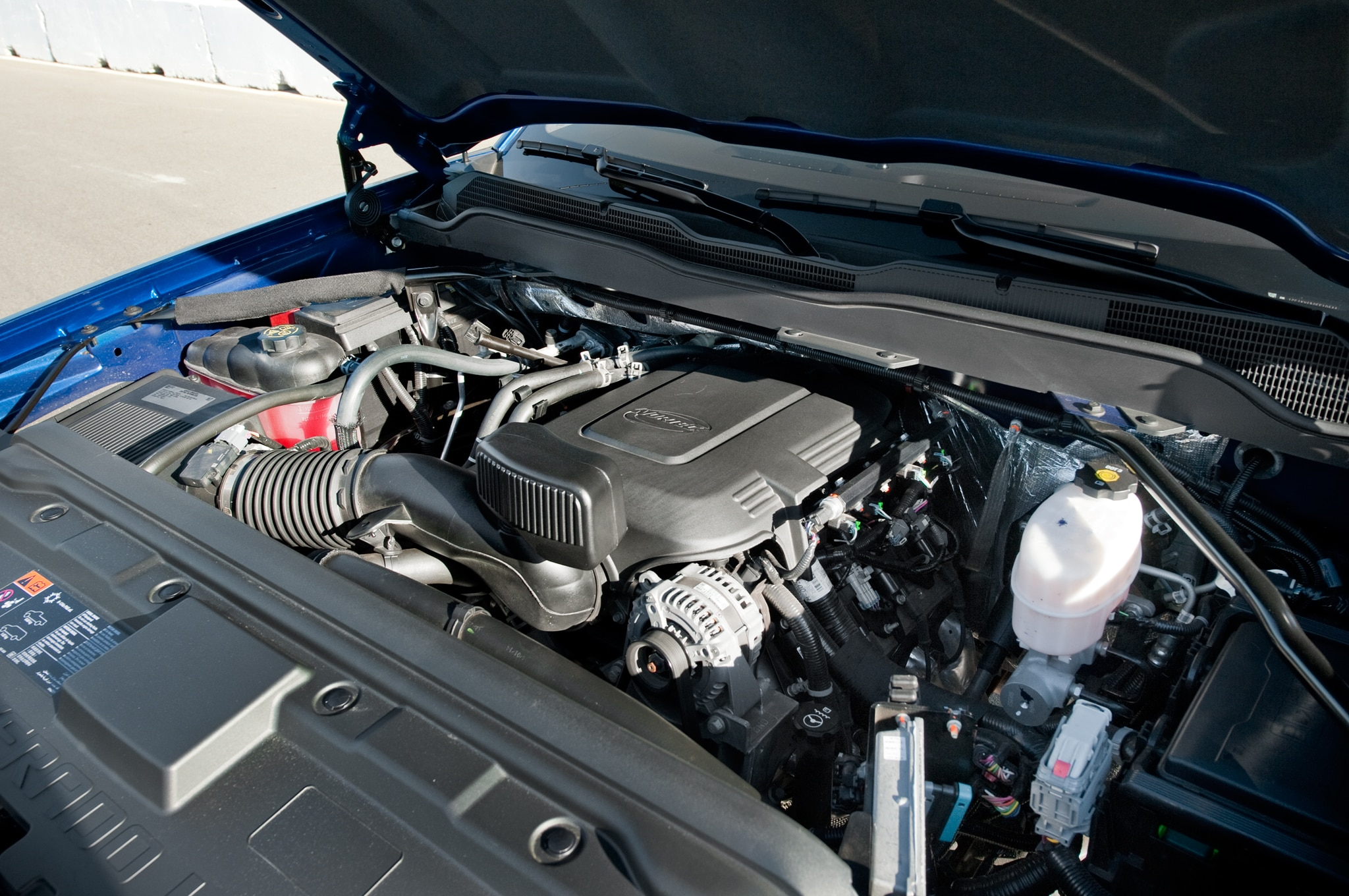 2015 Chevrolet Silverado 2500HD Duramax and 2500HD Vortec - Gas vs. DieselTruck Trend