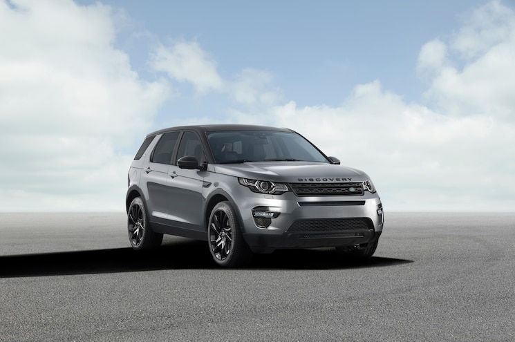 2015 Land Rover Discovery Sport Starts at $37,995