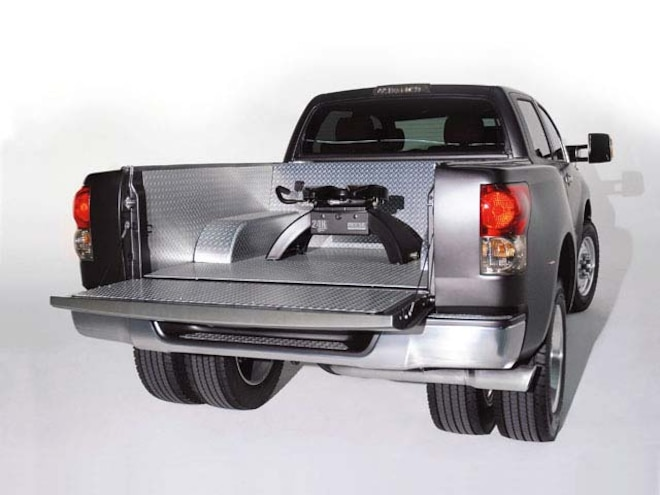 2008 Toyota Tundra Diesel open Bed