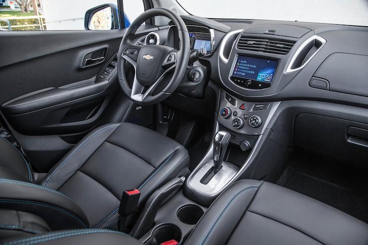 2015 Chevrolet Trax LTZ Interior View
