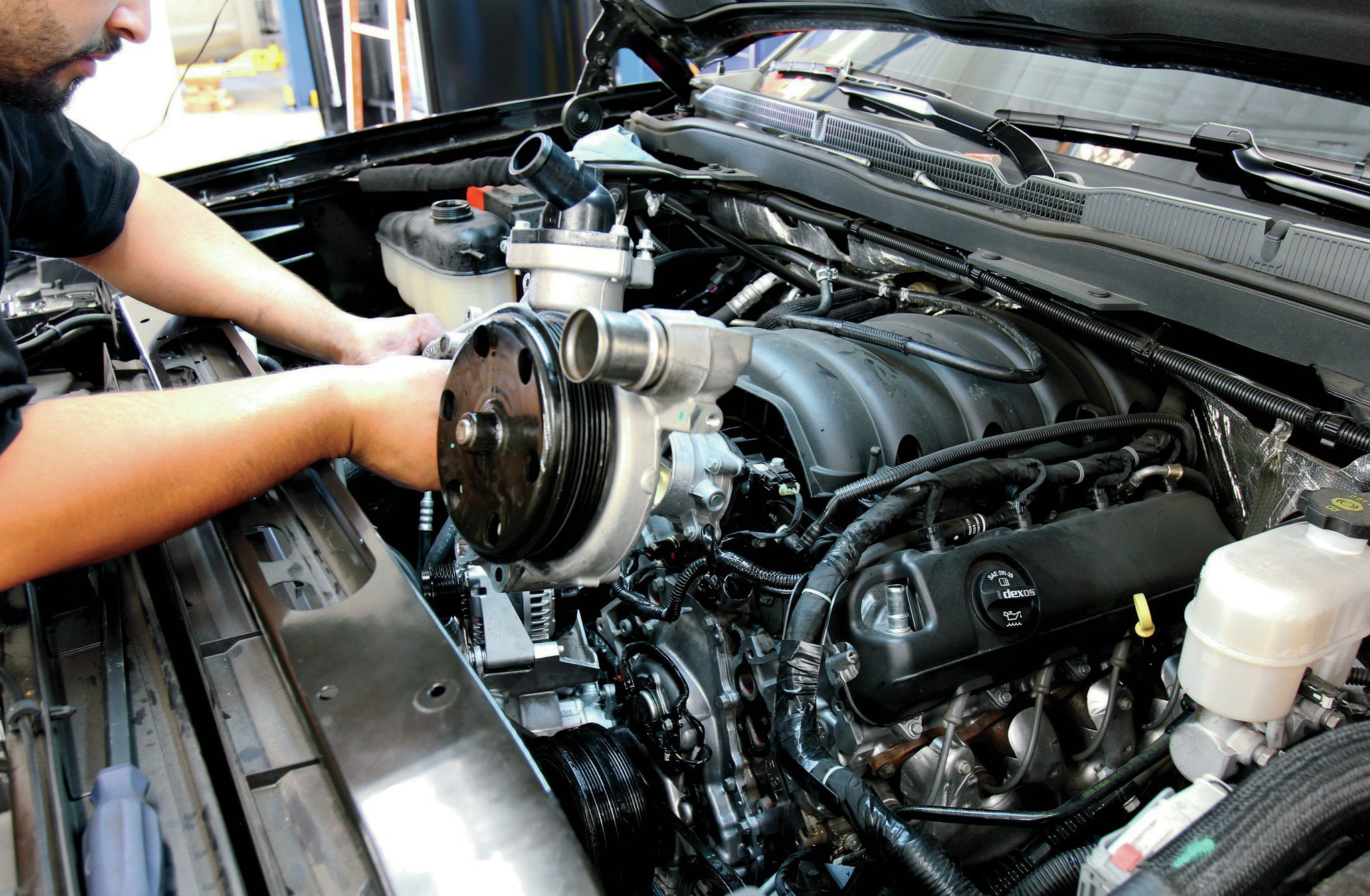 2014 Chevy LT1 COMP Cam Swap - Bigger Bumpstick Photo & Image Gallery
