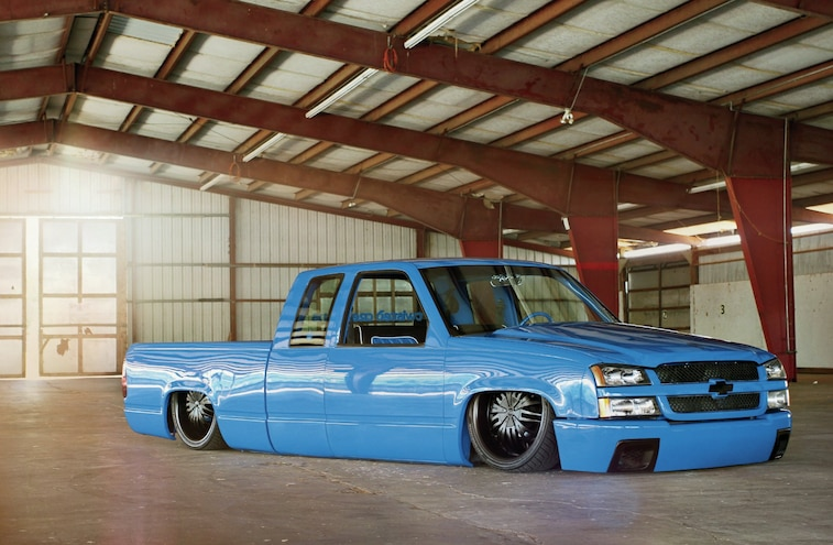 1994 Chevy C1500 - The Switch