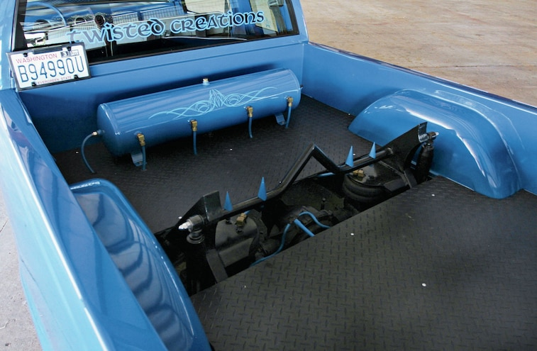 1994 Chevy C1500 Bed