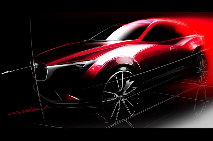 Mazda Confirms CX-3 Will Debut in Los Angeles