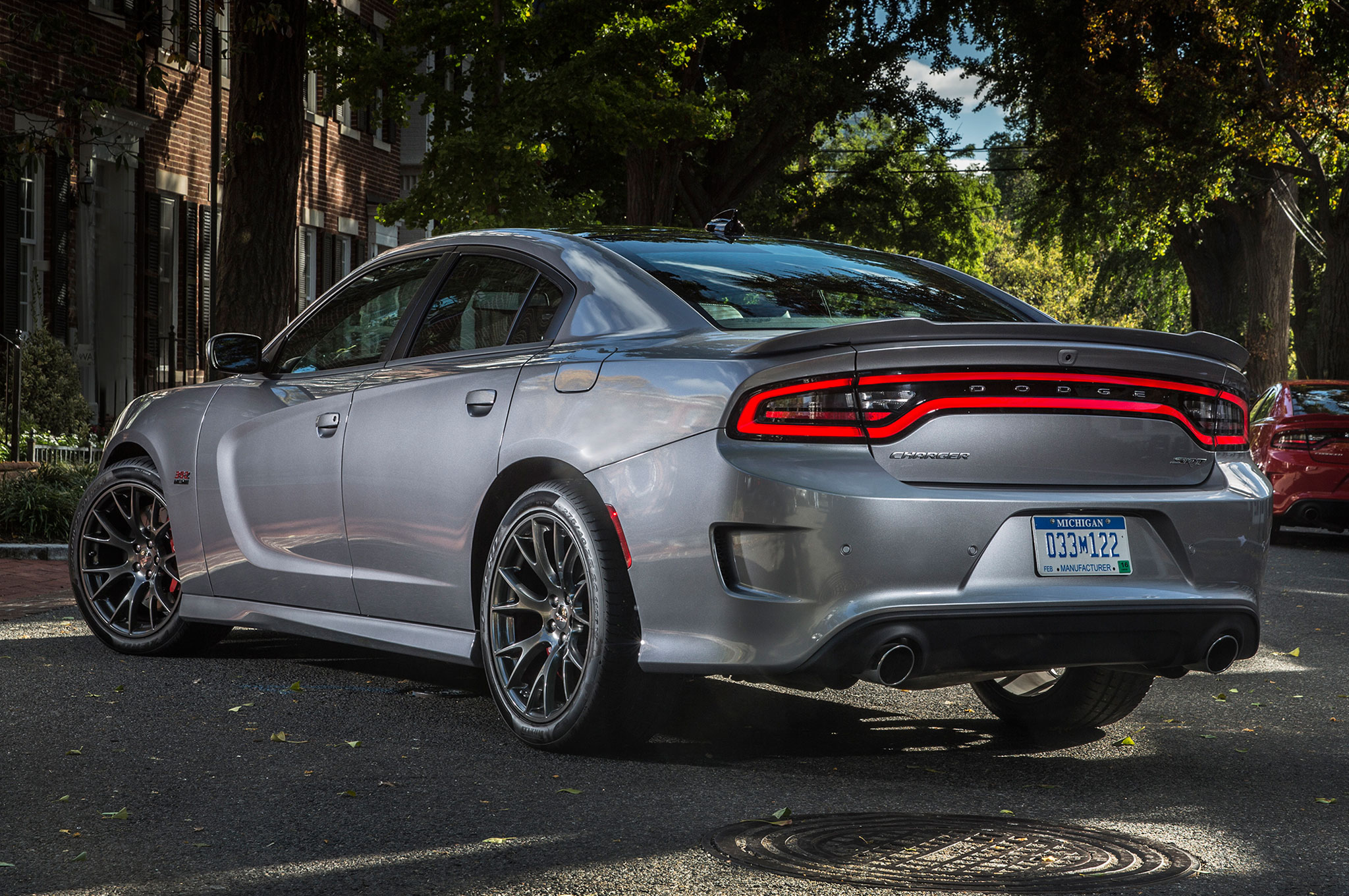 2015 Dodge Charger R T Srt 392 Sxt Awd First Drive Motor Trend