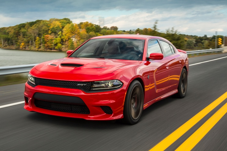 2015 Dodge Charger SRT Hellcat First Drive