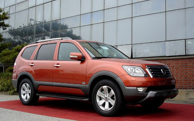 2009 Kia Borrego - FIrst Look - Truck Trend