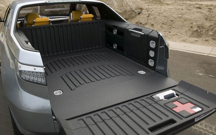 Toyota A-BAT Concept - Concept Vehicles - Truck Trend
